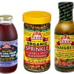Free sample packets Bragg Seasonings and Yeast