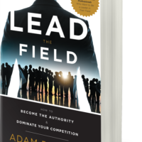 Free book Lead The Field