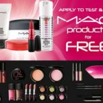 Free Make-up from MAC cosmetics