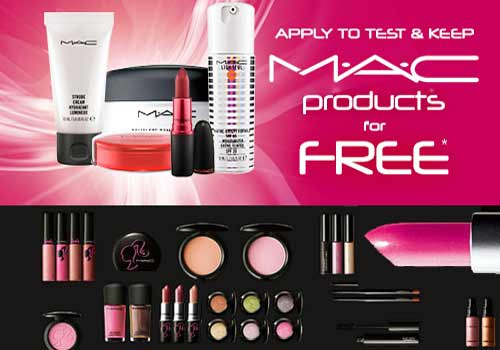Free Makeup Mac Cosmetics Freebies