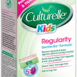 Free package of NEW Culturelle Kids Regularity Gentle-Go Formula