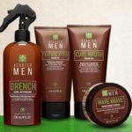 Free JCarter Men's product samples for hair
