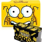 Free Simpson's Limited Edition Cardboard