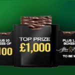 Free After Eight сhocolates and WIN £1,000