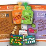 Free Ella's Kitchen Foodie Starter Pack