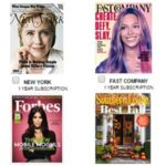 Free subscription to Forbes Magazine