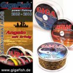 Free fishing line and fishing directory