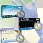 Free Microflex glove samples