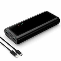 Free portable phone charger