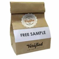 free sample coffee