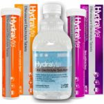 Free sample of Electrolyte Hydralyte