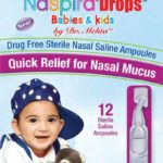 Free nasal drops for child