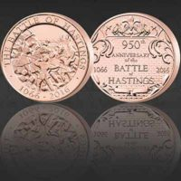 free battle hastings medal
