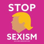 Free stop sexism sticker