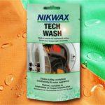 Free sample of Nikwax Tech Wash for waterproof clothing