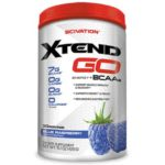 Free sports nutrition XTend Go BCAA