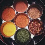 Aromatic spice blends