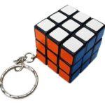 Free Rubix Cube keyring