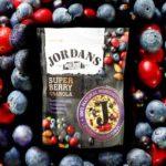 Free SuperBerry Granola