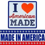 "Bumper Stickers ""Made In America"""