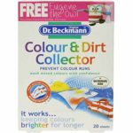 New Dr Beckmann Colour & Dirt Collector with Microfibre