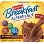 Free sample of Carnation Breakfast Essentials