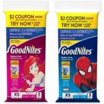Free samples of Goodnites Bedtime Pants for kids