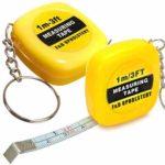 Free measuring tapes