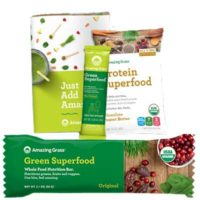 2 Superfood free samples