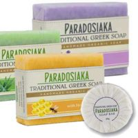 free greek olive oil soap