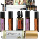 Free sample kit of dōTERRA products