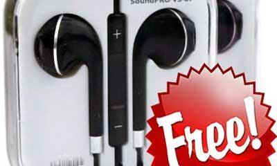 free-headphones