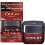 Free sample of Anti-Aging Skin Care L'Oreal Paris Revitalift LZR