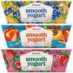 Free Chobani Smooth Yogurt