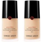 Free Giorgio Armani Power Foundation