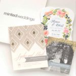Free Minted Wedding Sample Kit