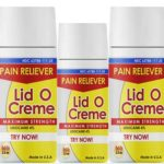 Free pain reliever Lid O Creme