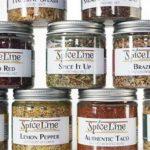 Free sample of SpiceLine Seasoning