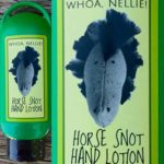 Free Horse Snot Hand Lotion