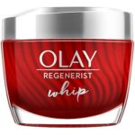 Free samples of Olay Whips