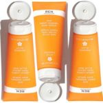 Free samples of REN Clean Skincare AHA Smart Renewal Body Serum