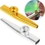 Free Alloy Kazoo Musical Instrument