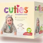 Free Cuties Diapers Samples