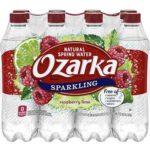 Free Sparkling Ozarka Water