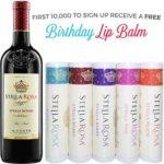Free Stella Rosa Lip Balm