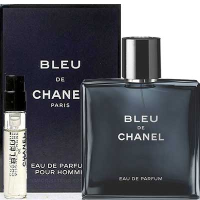Free Bleu De Chanel Parfum Sample Freebies And Free Samples By Mail