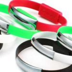 Free USB Data Sync Charger Bracelet