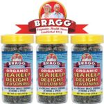 Free Bragg Sprinkle & Sea Kelp Delight seasonings