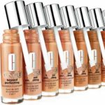 Free Clinique Beyond Perfecting Foundation