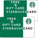 Free $5 Starbucks Gift Card